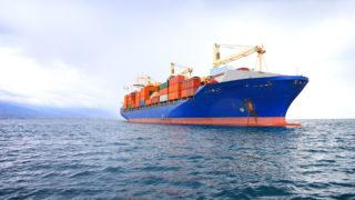 Доставка грузов из Китая морем