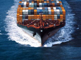 Морская доставка грузов из Китая
