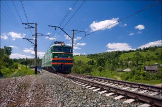 ЖД грузоперевозки из Китая в Челябинск